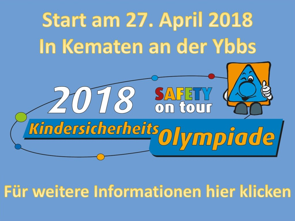 Safety Tour 2018